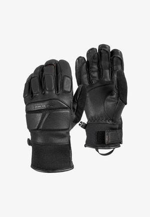 LA LISTE - Gloves - black