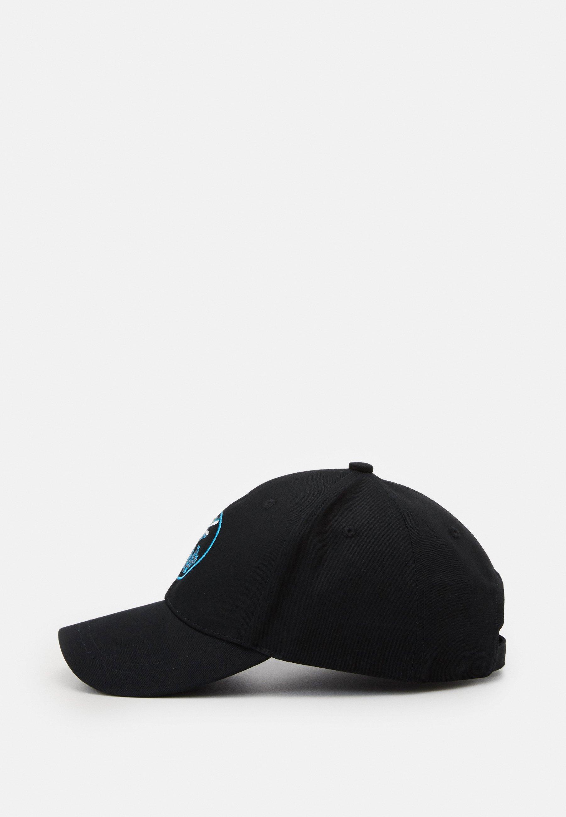 PS Paul Smith BASEBALL DINO - Cap - black/svart qKPYU3OPdUIF8g5