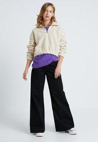 Weekday - BEAT - Jeans Bootcut - black - 1
