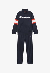 Champion - LEGACY FULL ZIP SUIT SET - Chándal - dark blue - 3
