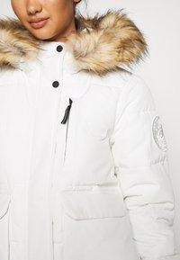 Superdry - EVEREST - Winter jacket - ecru - 8