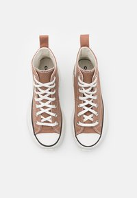 Converse - RUN STAR HIKE UNISEX - Zapatillas altas - rose taupe/white/egret - 3
