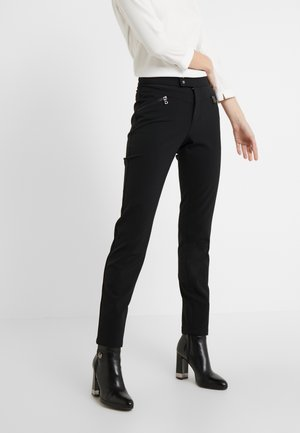 LINDY - Kalhoty - black