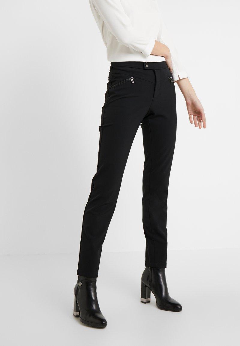 Bogner - LINDY - Spodnie materiałowe - black