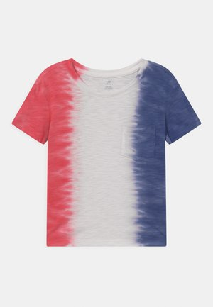 GIRLS POCKET TEE - T-shirt con stampa - multi-coloured