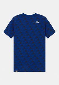 The North Face - YOUTH EASY UNISEX - Print T-shirt - blue - 1