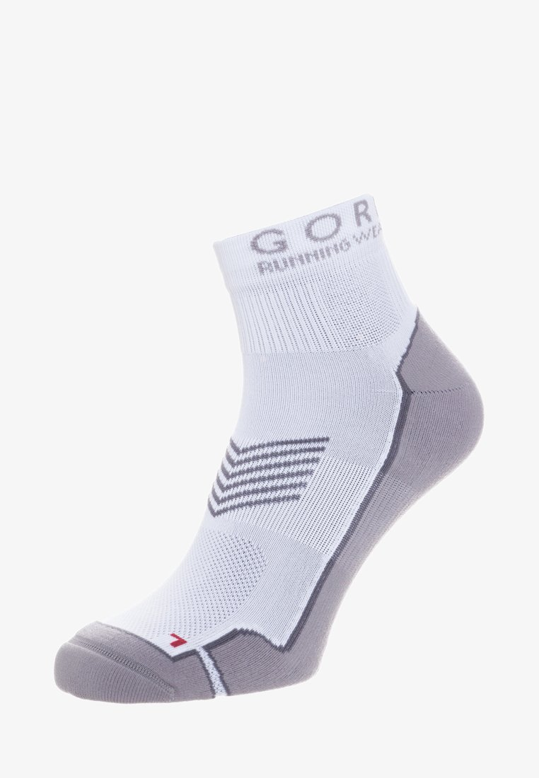 Gore Wear - ESSENTIAL - Calcetines de deporte - weiß