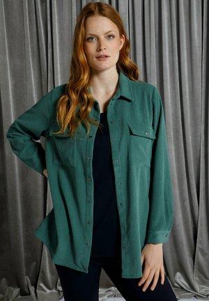 Button-down blouse - riet