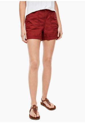 Shorts - rust red