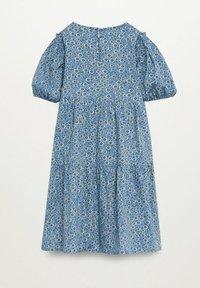 Mango - VIVIAN - Denní šaty - blau - 1
