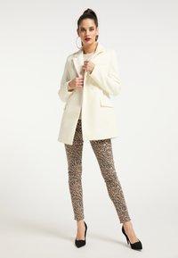 faina - Short coat - wollweiss - 1