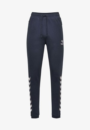 RAY - Tracksuit bottoms - dark blue