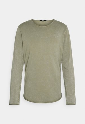 MILO SPRAY  - Sweatshirt - vintage pepper mint