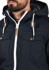 Solid - TILAS - Winter jacket - dark blue - 3