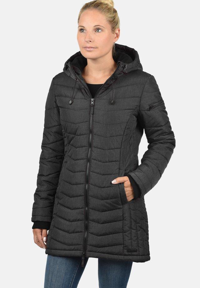 NELLY - Winter coat - black