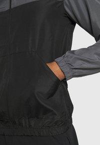 Brave Soul - ASHBLOCK - Training jacket - grey/black - 4