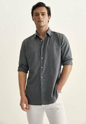 SLIM-FIT - Shirt - dark grey