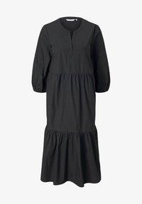 TOM TAILOR - Robe d'été - deep black - 5