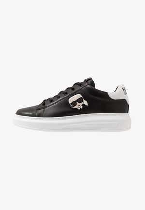 KAPRI MENS IKONIC 3D LACE - Sneaker low - black