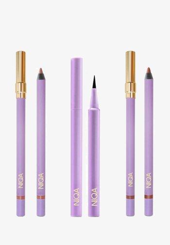 EYE & LIP TRIO - Set de maquillage - schwarz