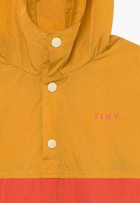 TINYCOTTONS - COLOUR BLOCK  - Lehká bunda - yellow/navy - 3