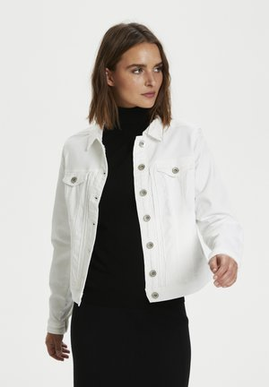 RIKKACR - Denim jacket - off-white