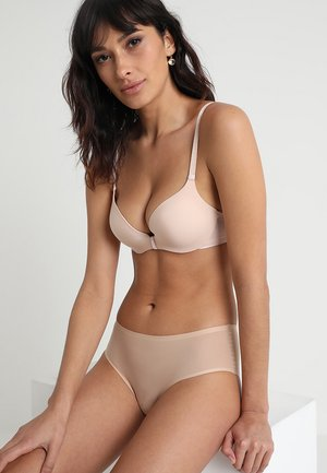 ABSOLUTE INVISIBLE - Push-up bra - beige doré