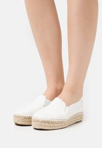 Natural World - Espadrillas - blanco - 0