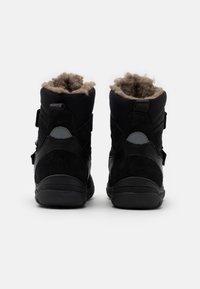 Froddo - LINZ TEX MEDIUM FIT UNISEX - Zimní obuv - black - 2