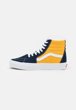 SK8-HI UNISEX - High-top trainers - dress blues/saffron