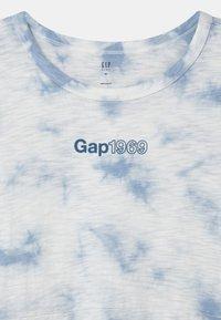 GAP - GIRL LOGO  - Jersey dress - light blue - 2