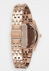 Fossil - SCARLETTE MINI - Watch - rose gold-coloured - 1