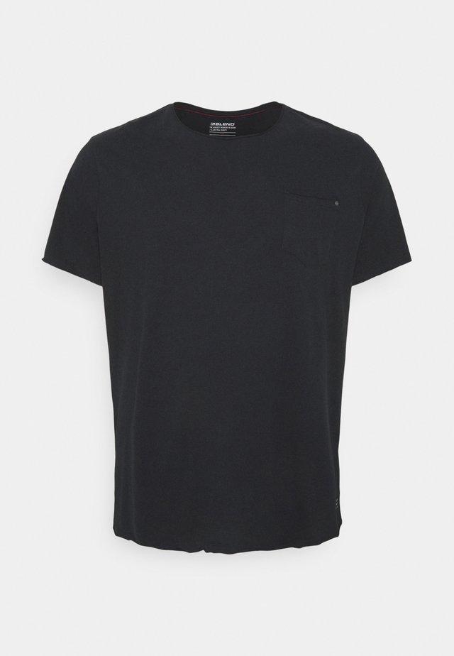 BHNOEL TEE - T-shirt basique - black