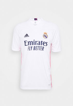 REAL MADRID AEROREADY SPORTS FOOTBALL - Klubbkläder - white