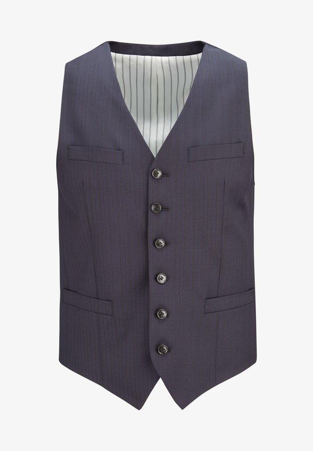 Waistcoat - midnight blue