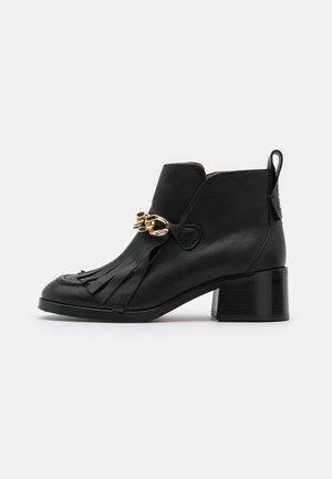 MAHE  - Kotníková obuv - black