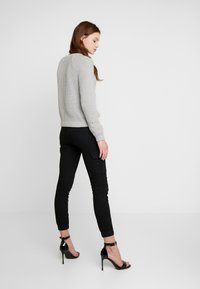 ONLY - Cargo trousers - black - 2
