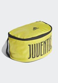 adidas Performance - JUVE WASHKIT - Wash bag - yellow - 2