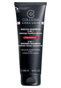 Collistar - 3 IN 1 EXPRESS SHOWER-SHAMPOO - Shampoo - - - 0