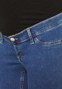 Anna Field MAMA - Jeans Skinny Fit - blue denim - 5