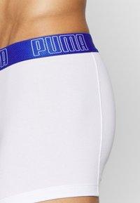 Puma - BOLD STRIPE BOXER 2 PACK - Culotte - blue combo - 4