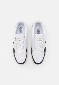 Polo Ralph Lauren - UNISEX - Tenisky - white/black - 3