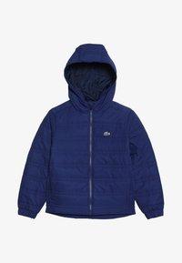 Lacoste - WINTER JACKET - Winter jacket - capitaine - 3