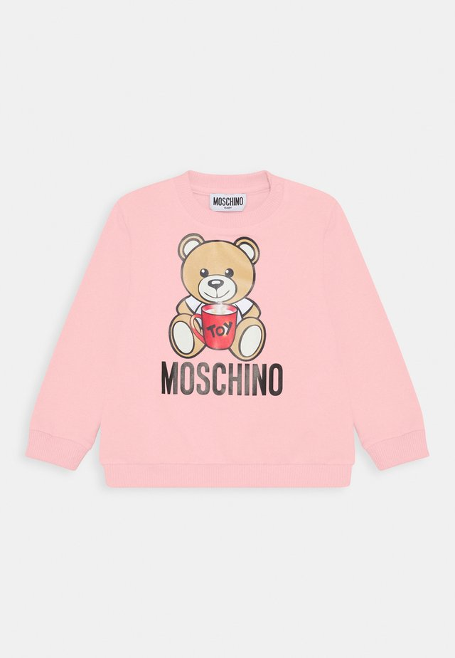ADDITION UNISEX - Sweatshirt - sugar rose