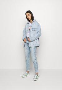 Topshop - DAD - Denim jacket - bleached denim - 1