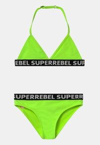 SuperRebel - SET - Bikini - gecko green - 0