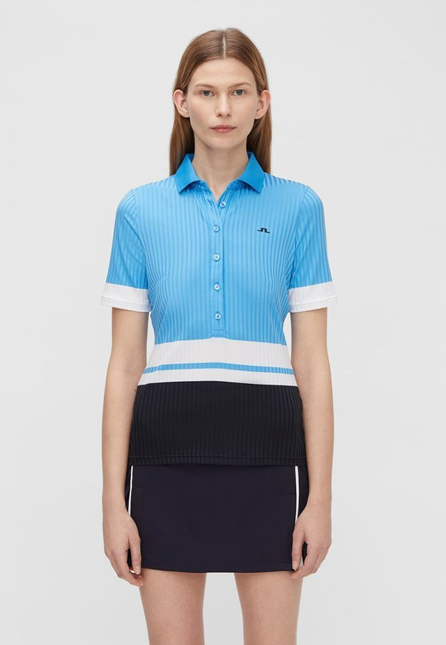 JLI NINA - Polo shirt - ocean blue