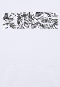 Michael Kors - LEAF HOODIE - Sweatshirt - white - 2