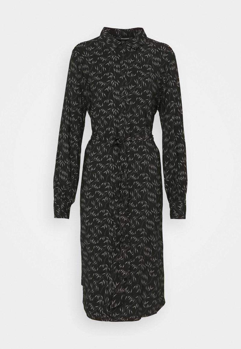 Bruuns Bazaar - FLORET GARDENIA DRESS - Shirt dress - black