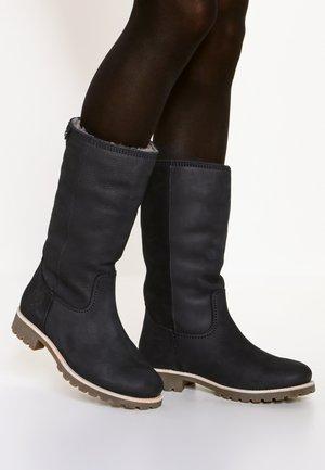 BAMBINA IGLOO - Winter boots - marino
